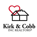 Homes offered by Kirk & Cobb Realtors