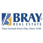 Homes offered by Bray Real Estate