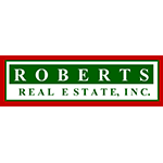 Homes offered by Roberts Real Estate, Inc.