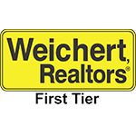 Homes offered by WEICHERT, REALTORS® - First Tier