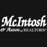 Homes offered by McIntosh & Assoc.