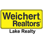 Homes offered by WEICHERT, REALTORS® - Lake Realty