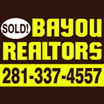 Homes offered by Bayou Realtors